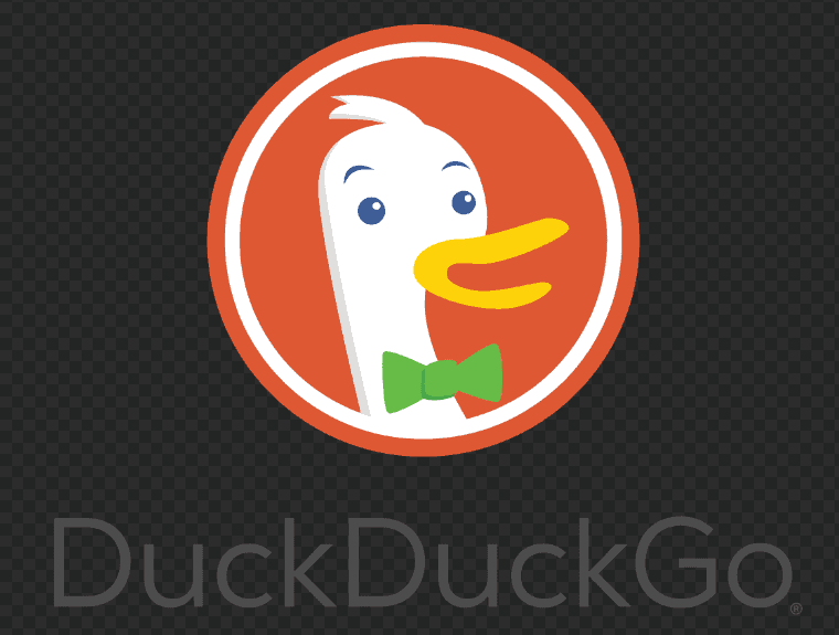 Image of the DuckDuckGo Icon